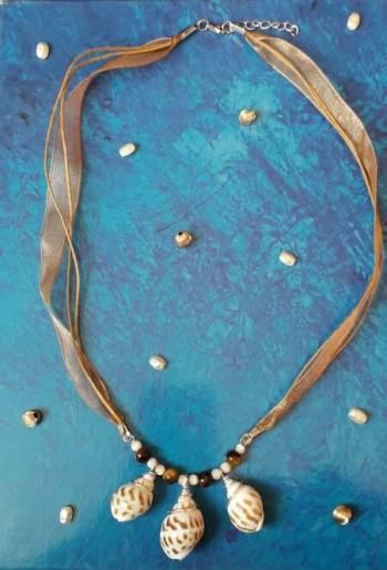 Foto Carousel Producto: Collar de conchas GoTrendier