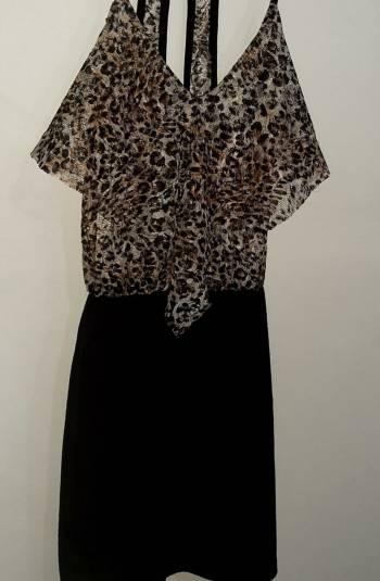 Foto Carousel Producto: Vestido Tigrillo GoTrendier