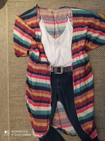 Foto Carousel Producto: Kimono de algodón GoTrendier