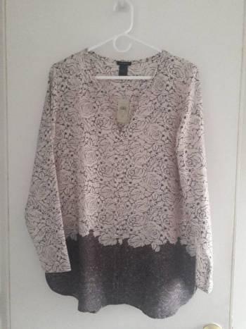 Foto Carousel Producto: Blusón palo de rosa GoTrendier