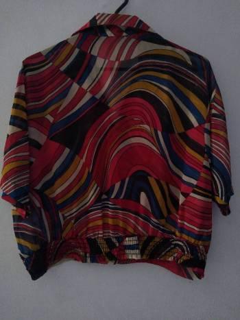 Foto Carousel Producto: Blusa con estampado  GoTrendier