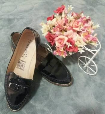 Foto Carousel Producto: Zapatos  planos negros  GoTrendier
