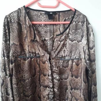Foto Carousel Producto: Camisa de seda H&M GoTrendier
